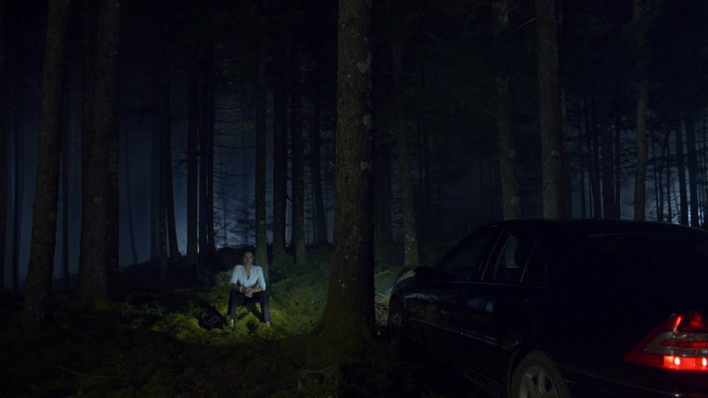 Alexis Milligan as Anika in Some Things Won't Sleep