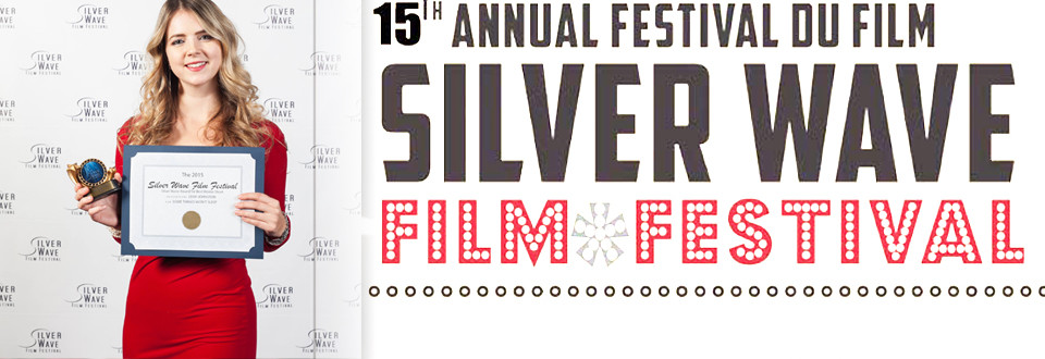 A win and a nomination at Silver Wave Film Fest